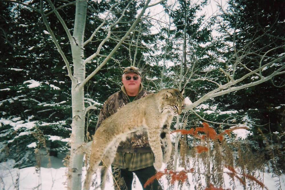 Successful Predator Hunt