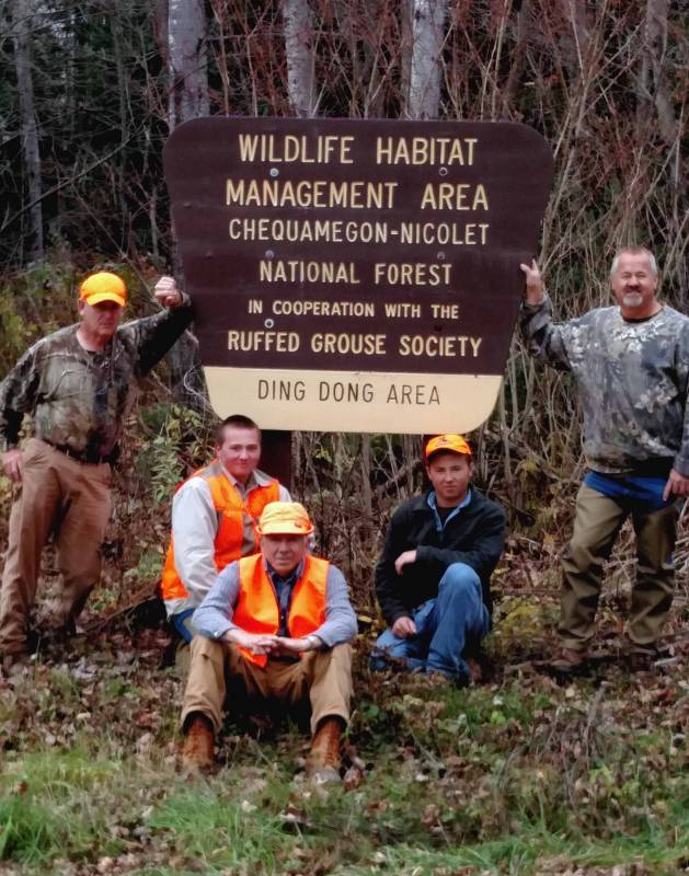 clam-lake-guided-grouse-hunting