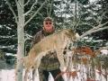 Wisconsin Guided Bobcat Hunts