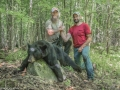 successful guide black bear hunt wisconsin