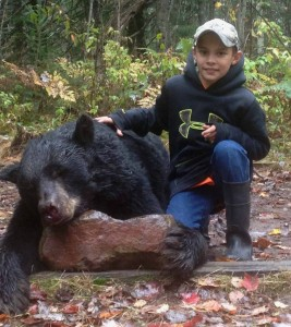 Successful Northern Wisconsin Black Bear Hunts!
