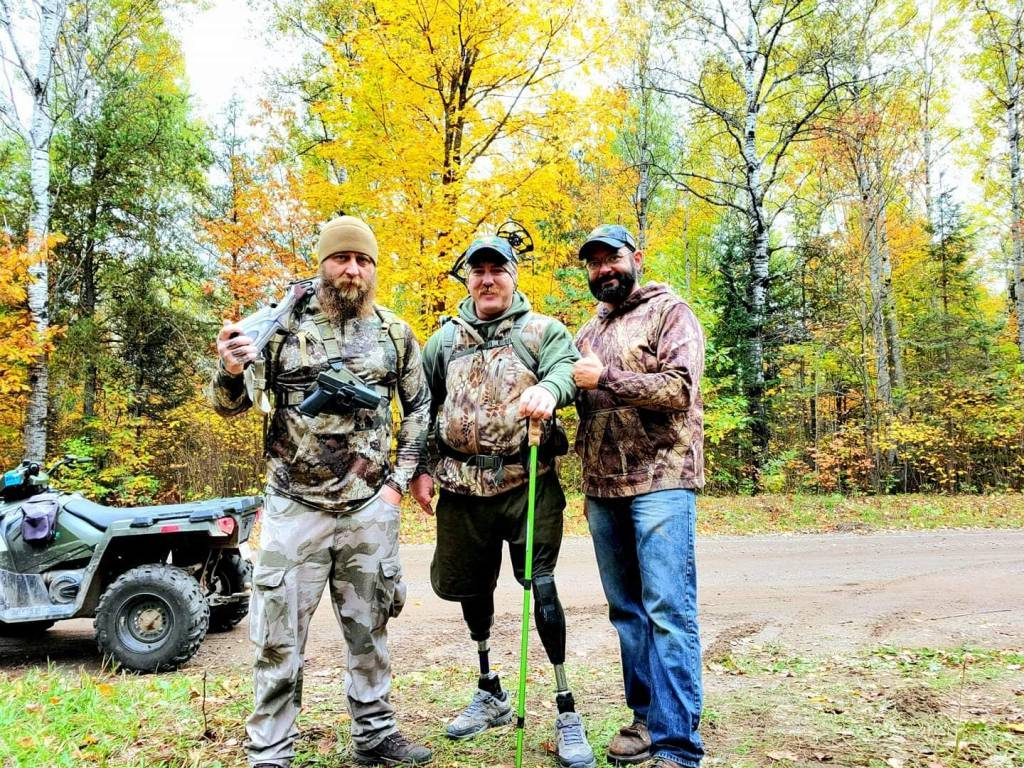 Wisconsin bear hunting guide